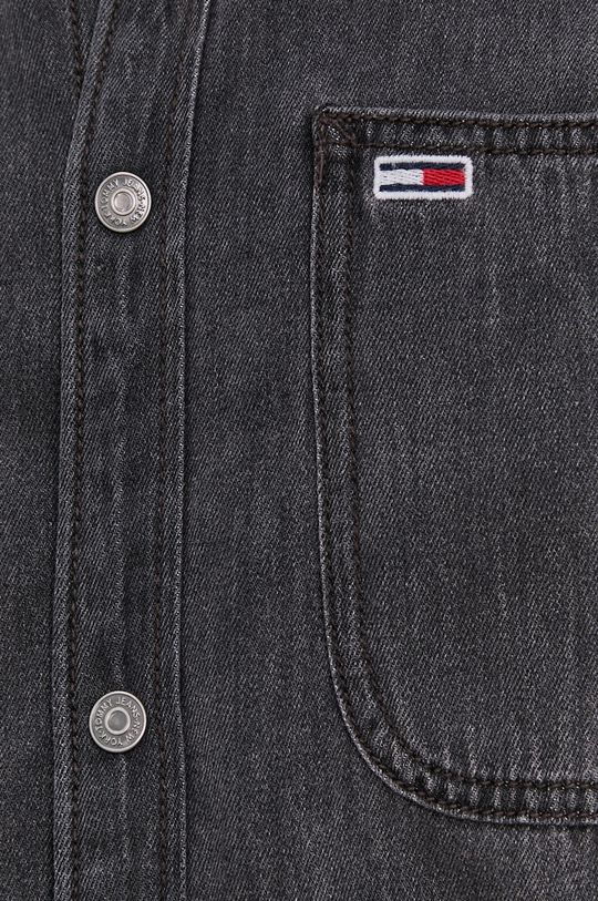 Tommy Jeans - Koszula jeansowa szary
