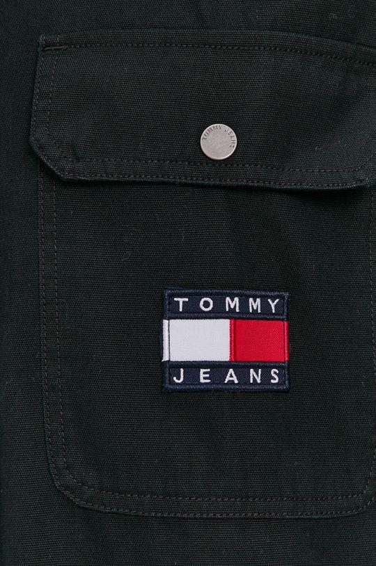 Tommy Jeans - Bavlněná košile Pánský