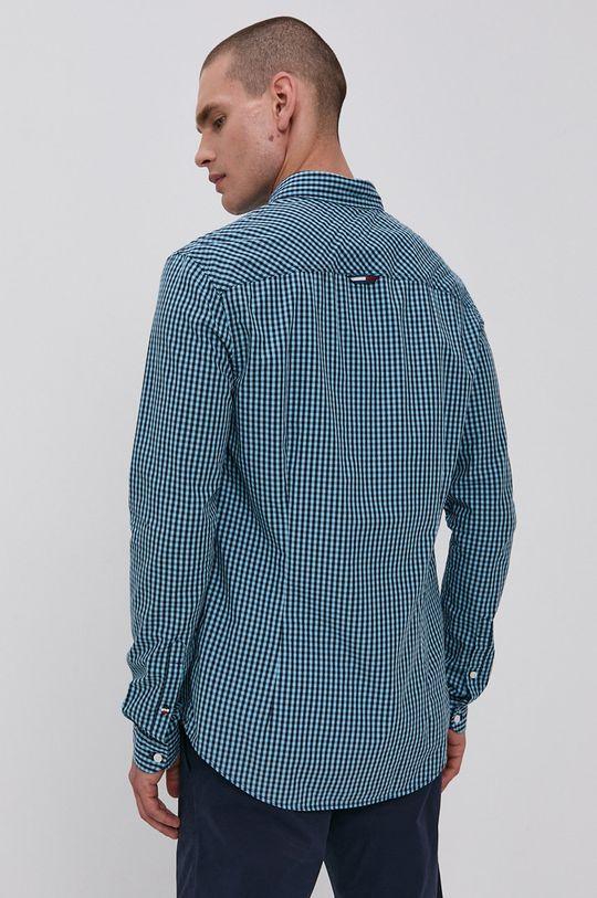 námořnická modř Tommy Jeans - Bavlněné tričko