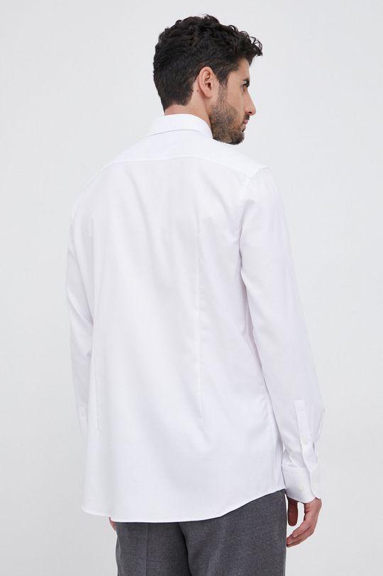 biały Boss - Koszula bawełniana