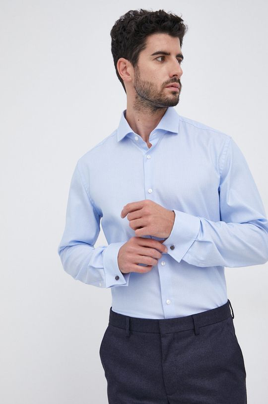 Boss - Koszula bawełniana Męski