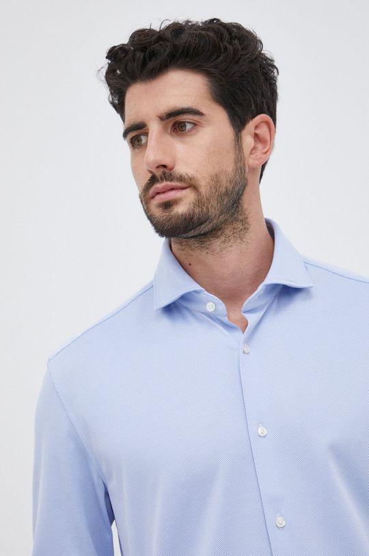 blady niebieski Boss - Koszula Męski