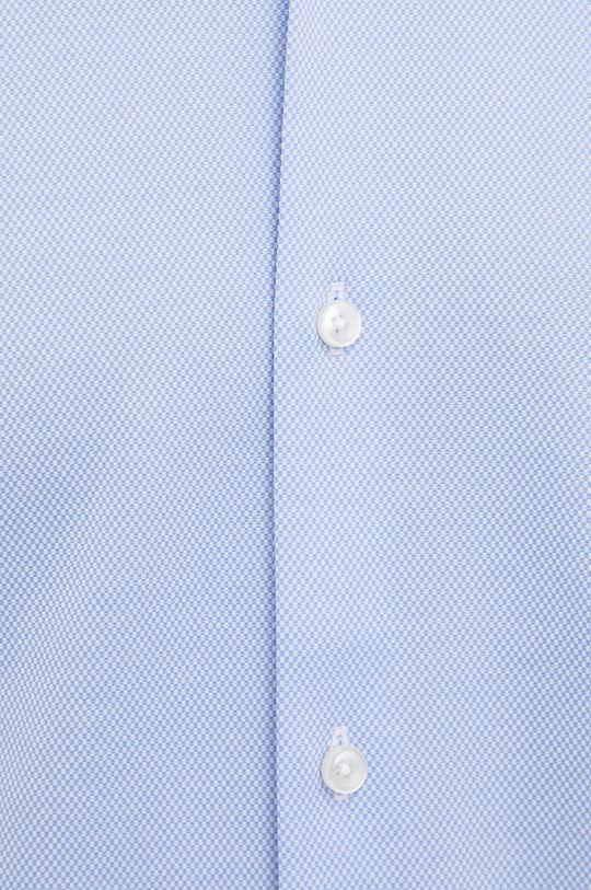 Boss - Koszula blady niebieski