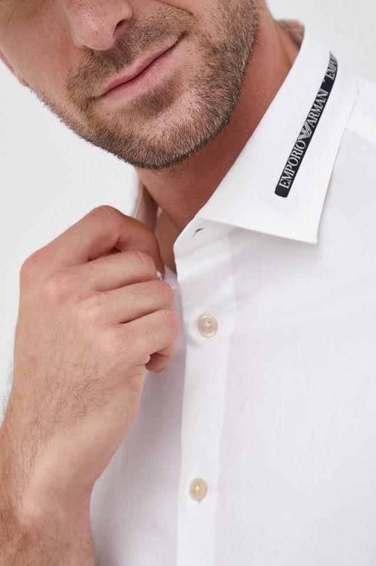 Emporio Armani - Koszula biały