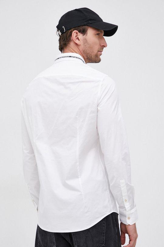 biały Emporio Armani - Koszula