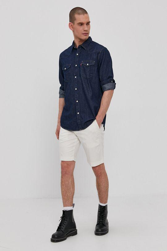 Levi's - Koszula bawełniana 100 % Bawełna