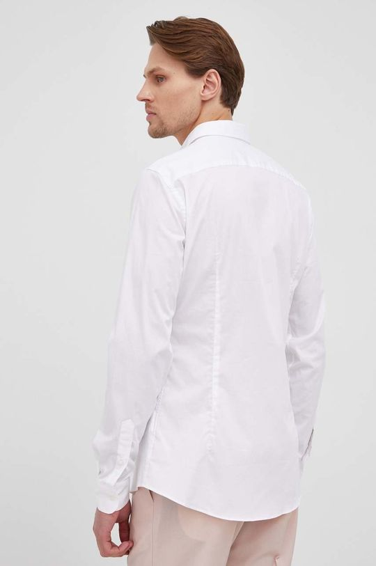 biały Trussardi - Koszula