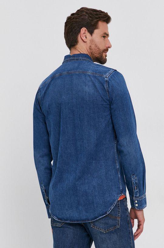 niebieski Pepe Jeans - Koszula jeansowa Hammond Wiser