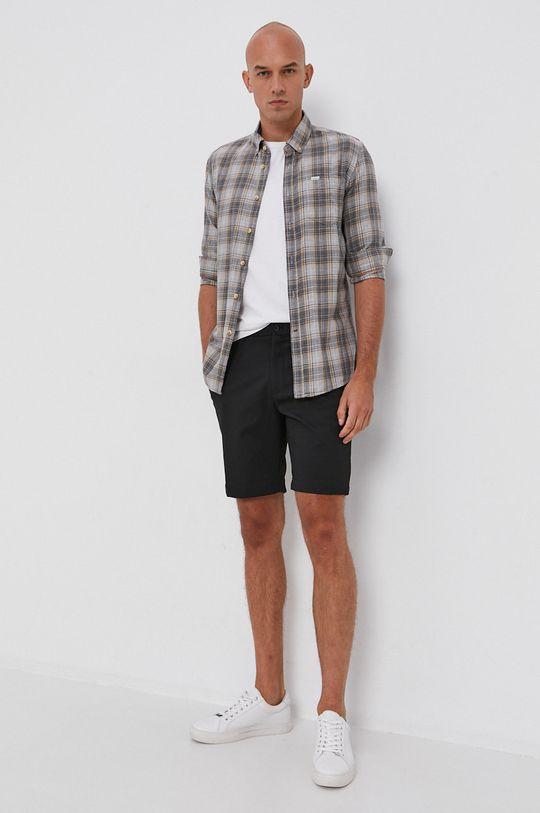 Pepe Jeans - Koszula Savion 100 % Bawełna