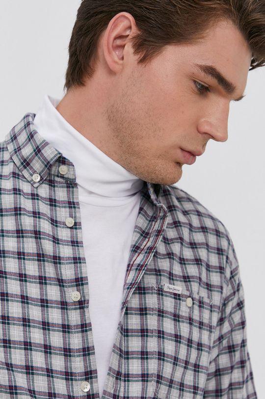 Pepe Jeans - Koszula bawełniana Gerard Męski