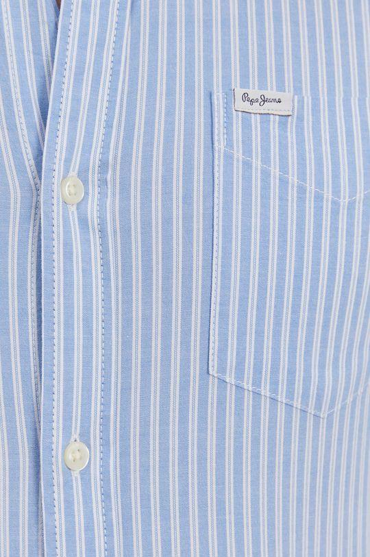 Pepe Jeans - Koszula Leo niebieski