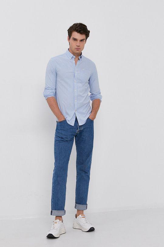 Pepe Jeans - Koszula Leo 98 % Bawełna, 2 % Elastan