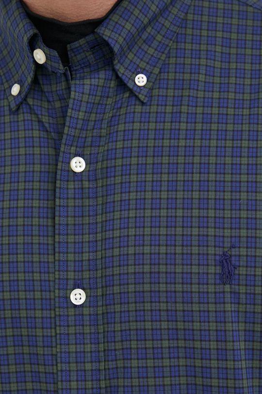 Polo Ralph Lauren - Koszula bawełniana granatowy