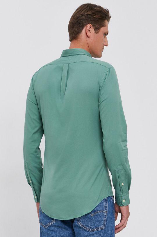 zielony Polo Ralph Lauren - Koszula bawełniana