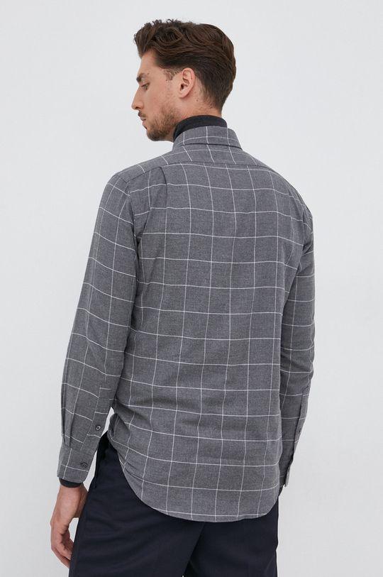 γκρί Polo Ralph Lauren - Βαμβακερό πουκάμισο