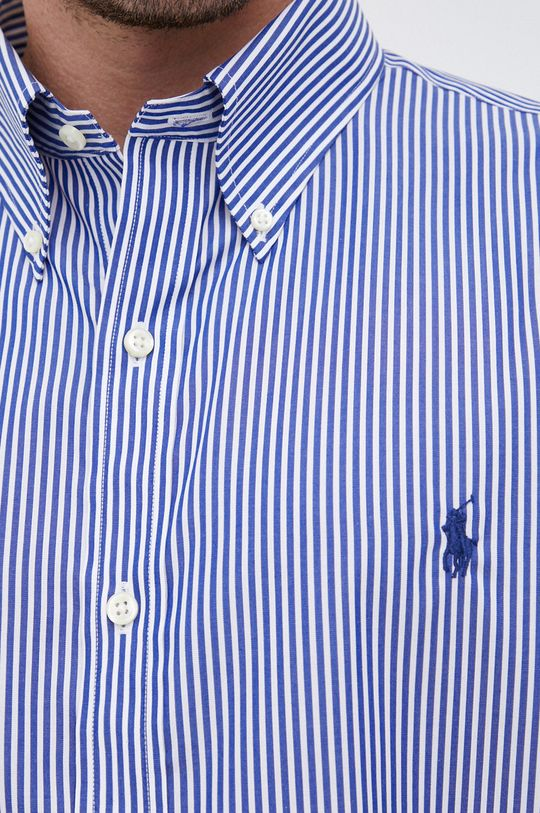 Polo Ralph Lauren - Koszula bawełniana niebieski