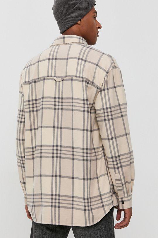Dr. Denim - Koszula bawełniana 100 % Bawełna