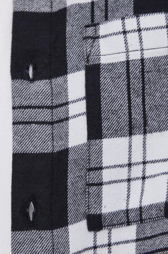 Young Poets Society - Koszula bawełniana Mic Flannel szary