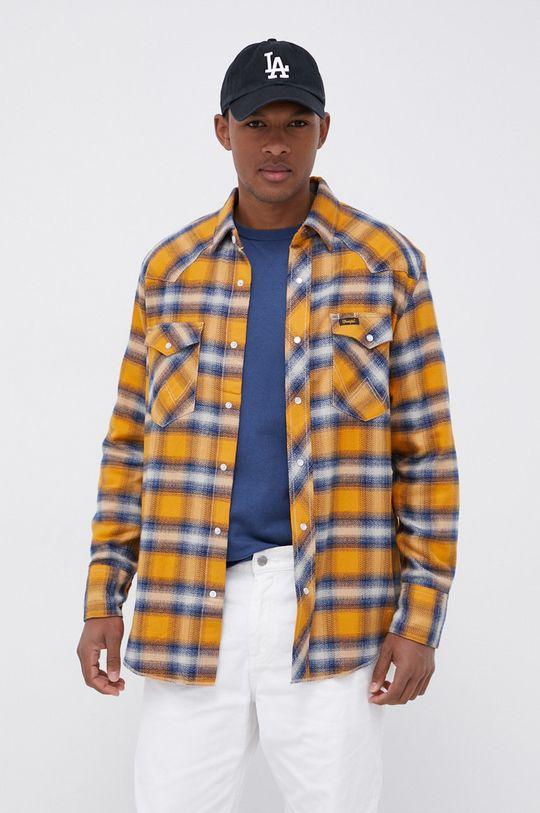 Wrangler - Koszula bawełniana Męski