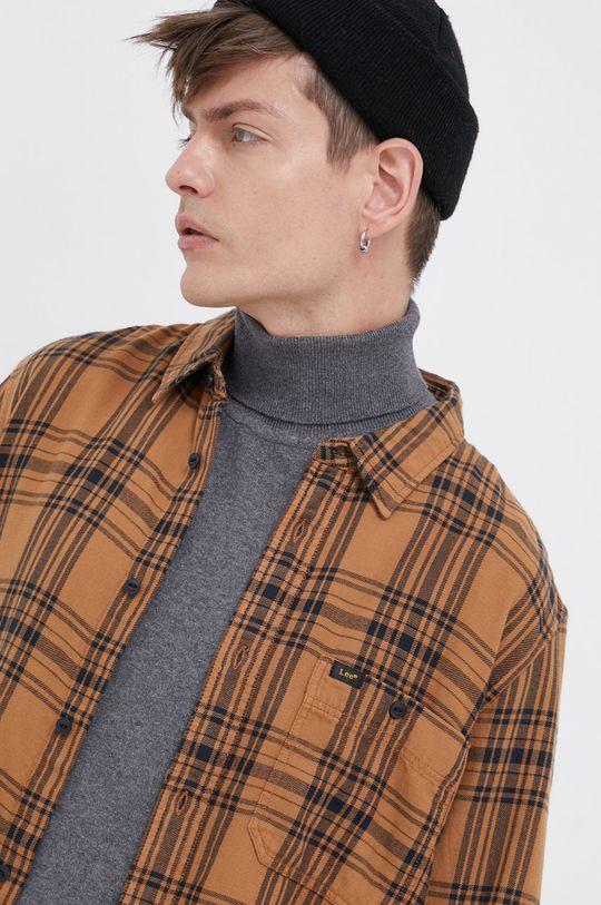 Lee - Koszula bawełniana Męski