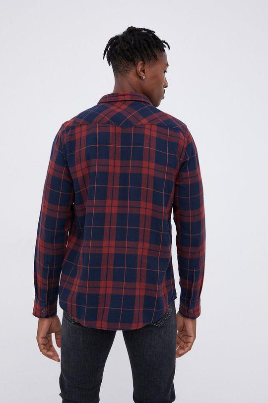 σκούρο μπλε Lee - Βαμβακερό πουκάμισο