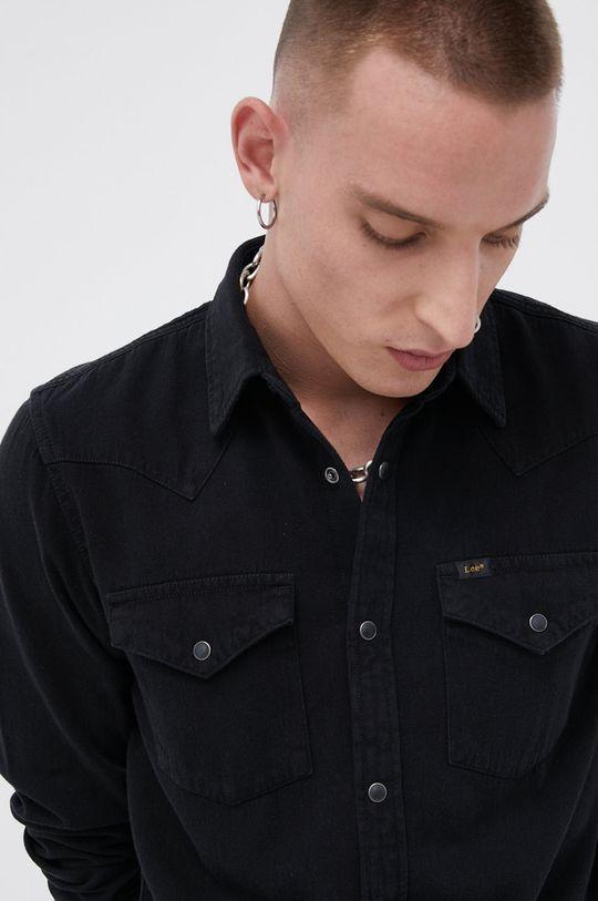 Lee - Βαμβακερό πουκάμισο Ανδρικά