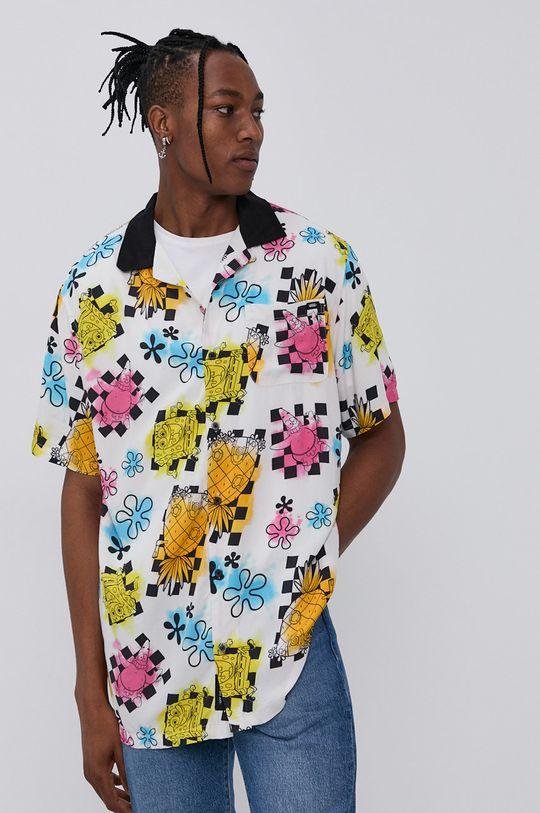 Vans - Košile X SPONGEBOB  100% Viskóza