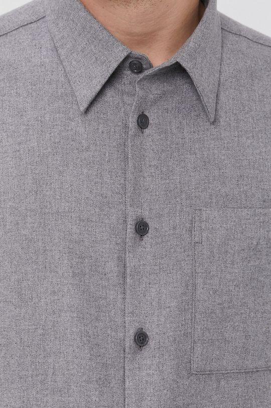 Drykorn - Koszula Nores szary