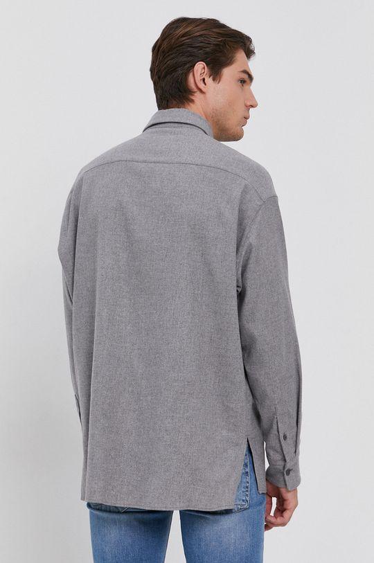 szary Drykorn - Koszula Nores