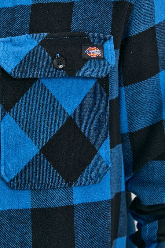 Dickies - Koszula bawełniana niebieski