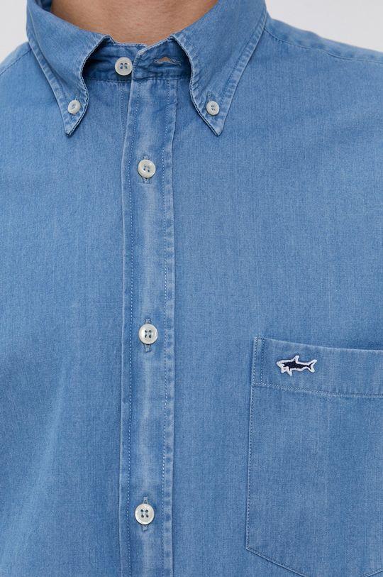 PAUL&SHARK - Koszula jeansowa jasny niebieski