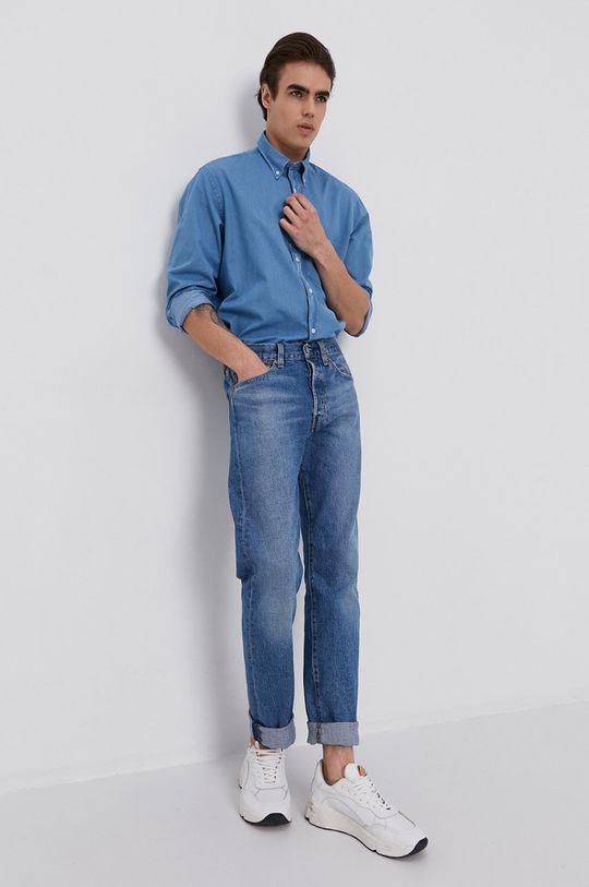 PAUL&SHARK - Koszula jeansowa 100 % Bawełna
