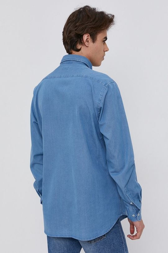 jasny niebieski PAUL&SHARK - Koszula jeansowa