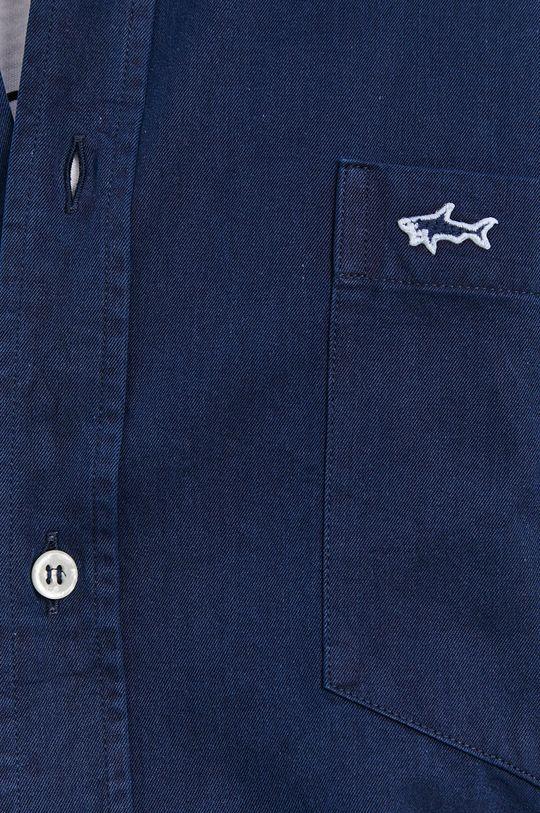PAUL&SHARK - Džínová košile námořnická modř