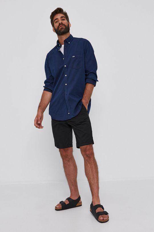 PAUL&SHARK - Džínová košile  100% Bavlna