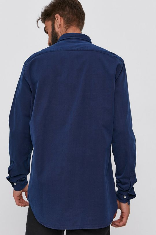 námořnická modř PAUL&SHARK - Džínová košile