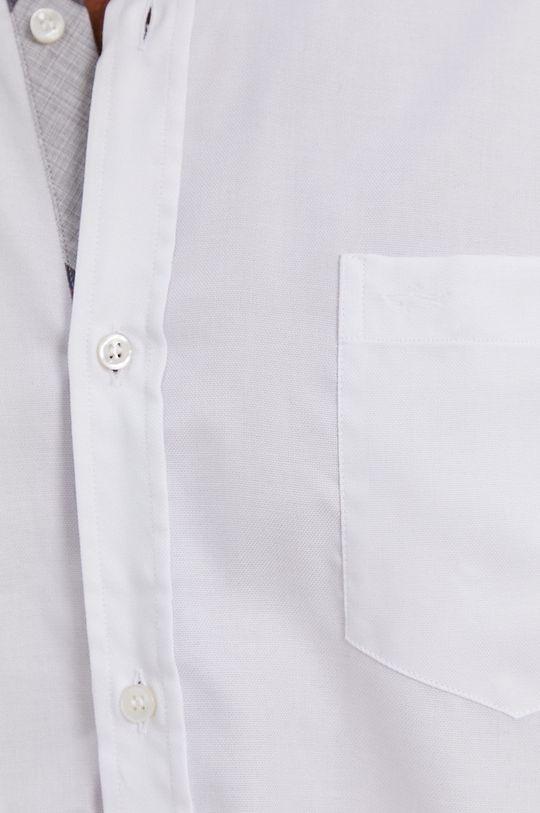 PAUL&SHARK - Bavlněné tričko bílá