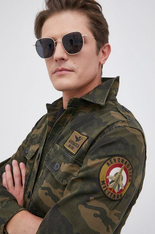 Aeronautica Militare - Koszula Męski