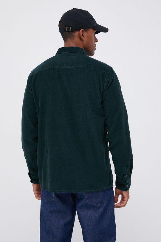 ciemny zielony Billabong - Koszula sztruksowa