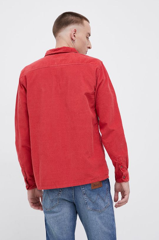 Billabong - Koszula sztruksowa x Wrangler 100 % Bawełna organiczna