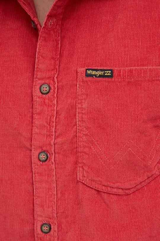 Billabong - Koszula sztruksowa x Wrangler Męski