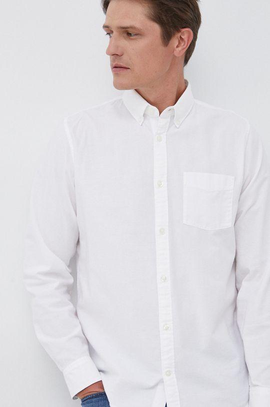 biały GAP - Koszula Męski