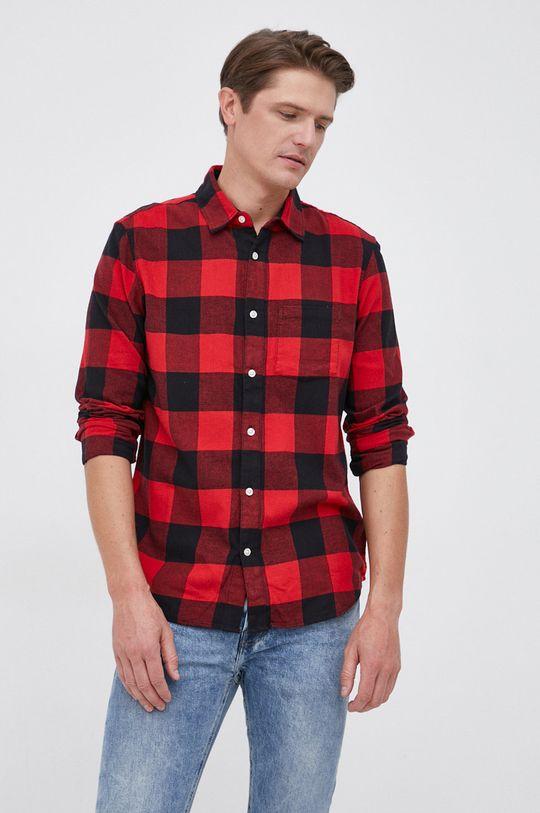 czerwony GAP - Koszula bawełniana Męski