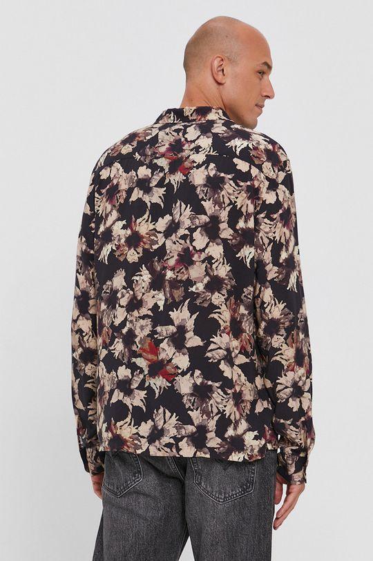 czarny AllSaints - Koszula