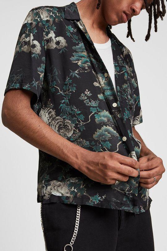 AllSaints - Koszula czarny