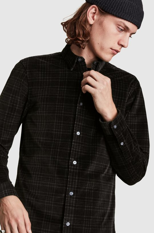 AllSaints - Košile černá
