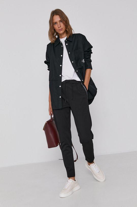 Calvin Klein Jeans - Koszula 50 % Bawełna, 50 % Lyocell