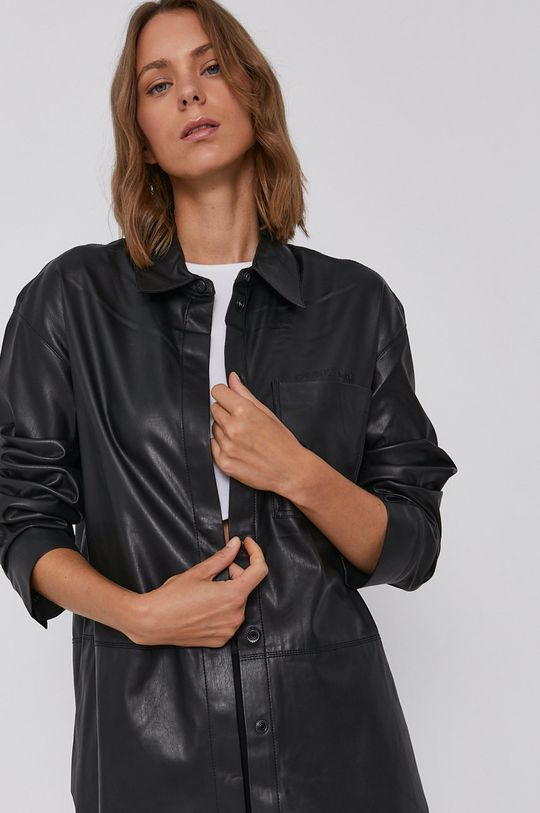 czarny Calvin Klein Jeans - Koszula