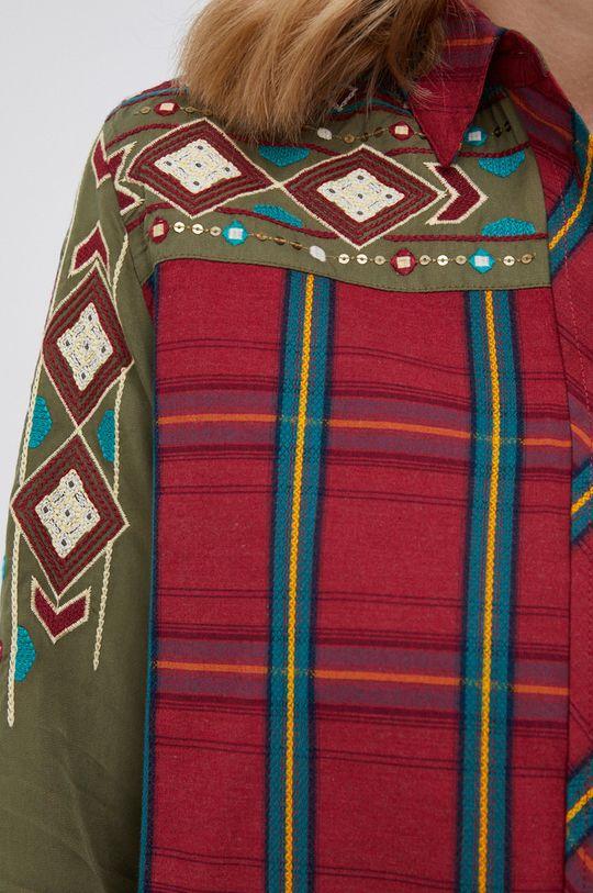 Desigual - Koszula multicolor