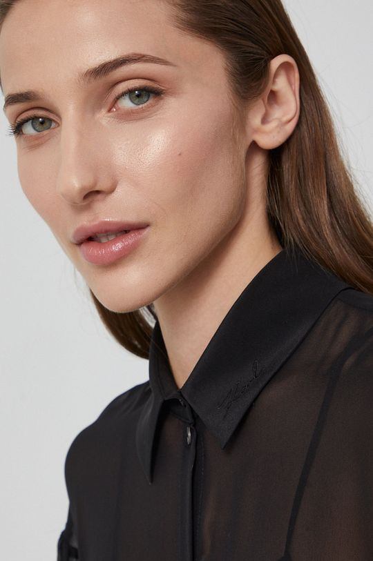 Karl Lagerfeld - Koszula jedwabna
